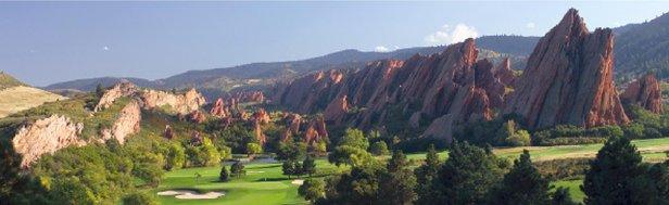 Denver Golf Banner