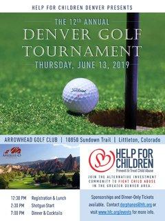 Denver Golf Invite