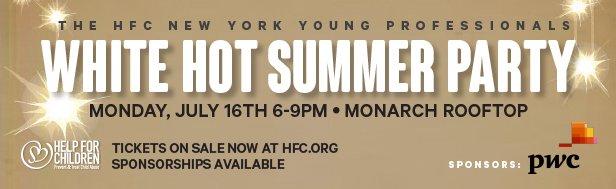 summer social banner