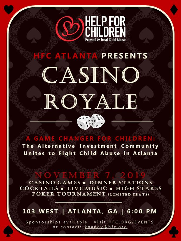 casino night 2019