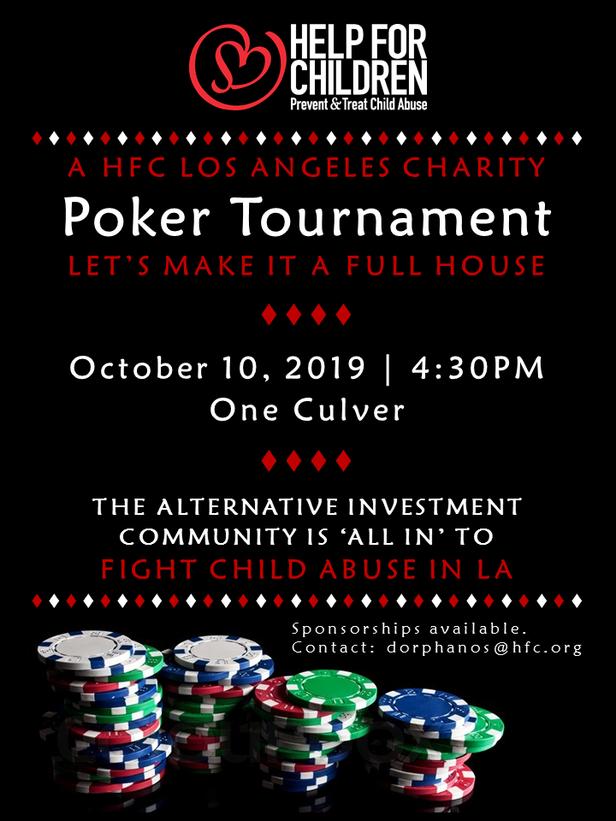 LA Poker Invitation