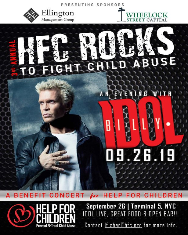 HFC Rocks Invitation