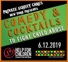 PE Cares Comedy 2019