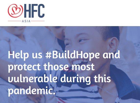 #BuildHope Campaign