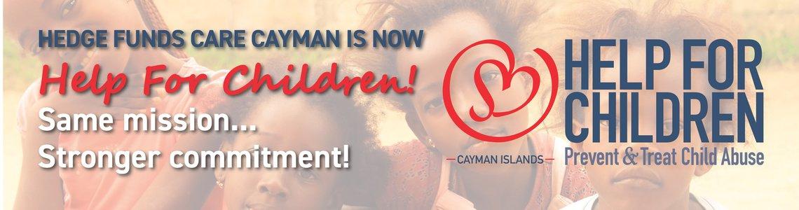 Cayman rebrand banner